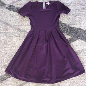 LulaRoe Amelia Dress size S